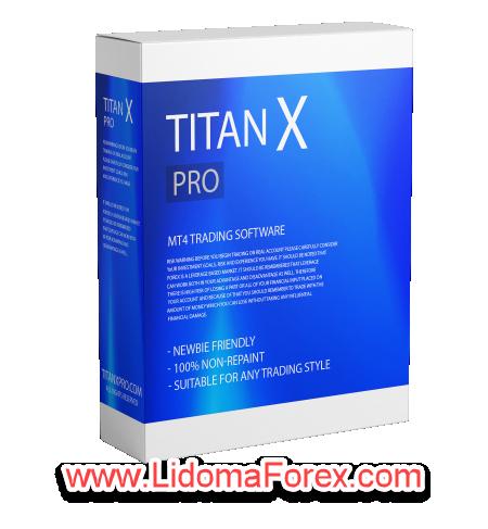 خرید اندیکاتور Titan X Pro